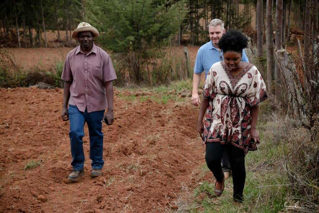 Nyandarua Potato Farming Success Story