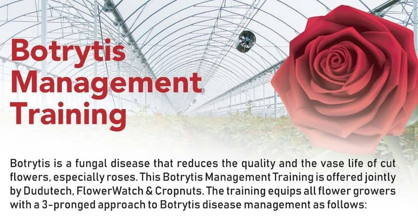 Botrytis Management Training [March 2020]